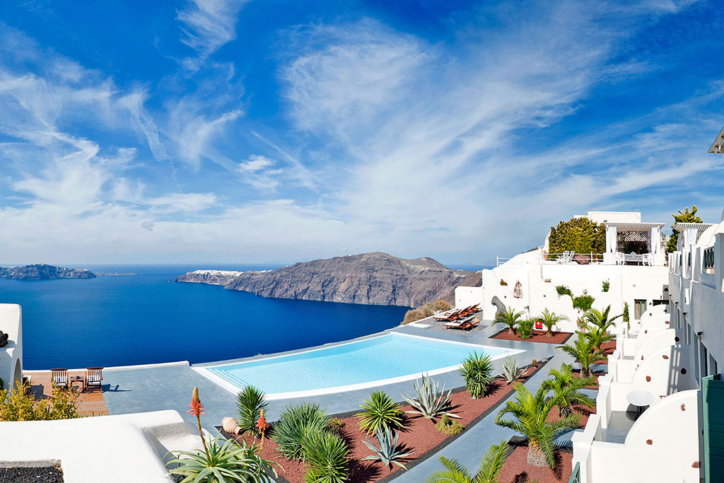 Imerovigli Santorini Greece Apartments And Suites In Anastasis